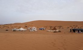 Morocco desert tour from Agadir
